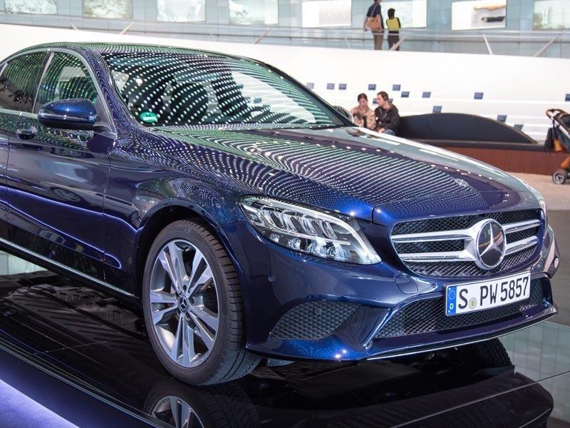 Mantenimiento Mercedes Málaga