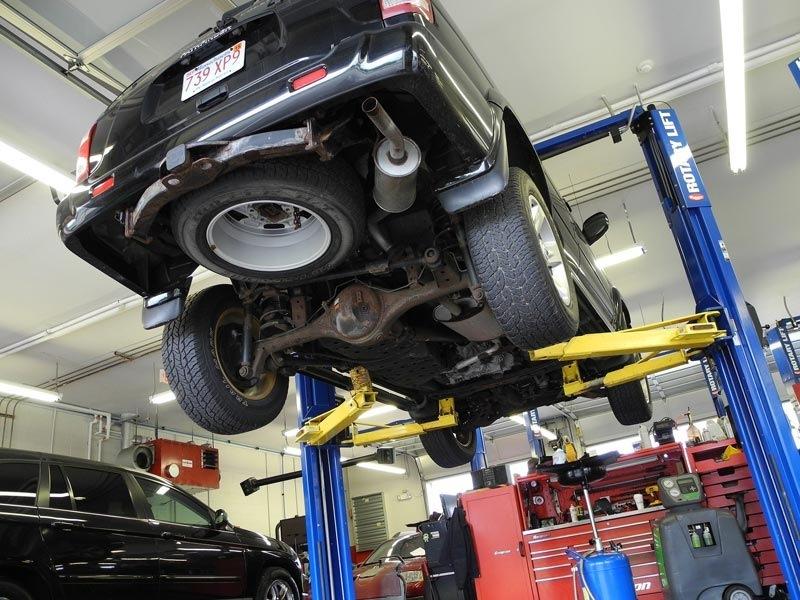 Mecánicos Automóviles en Málaga