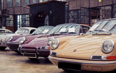 Servicios para vehículos Porsche en nuestro taller de Málaga