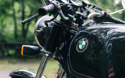 Venta de recambios originales para motos BMW en Málaga