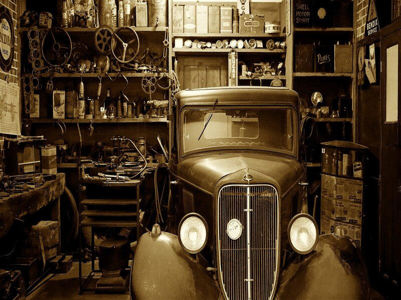 Repuestos para automóvil